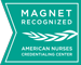 Magnet® recognition, granted by the American Nurses Credentialing Center