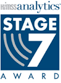 Stage 7 Award from HIMSS Analytics for achieving a virtually paperless patient record environment and the most comprehensive use of electronic medical records.