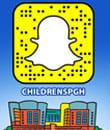 Children's Hospital Snapchat logo