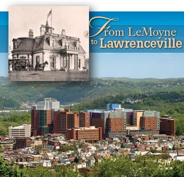 Children's Hospital History From LeMoyne to Lawrenceville