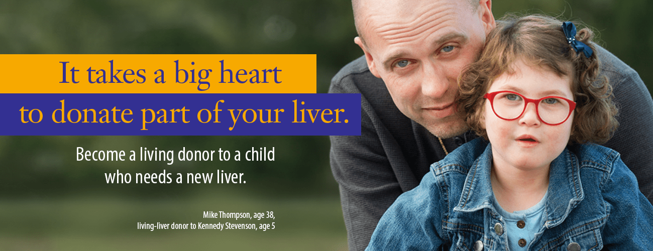 Living-Donor Liver Transplant Children's Hospital of Pittsburgh of UPMC