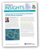 Pediatric Insights Hematology-Oncology Winter 2017