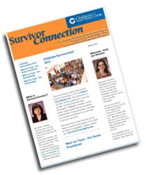 SurvivorConnection newsletter