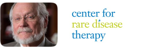 D. Holmes Morton, MD, Center for Rare Disease Therapy