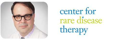 Kyle Soltys, MD, Center for Rare Disease Therapy