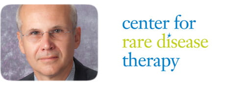 Paul Szabolcs, MD, Center for Rare Disease Therapy