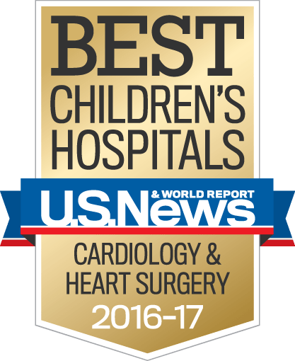 US News Best Childrens Hospital Cardiology and Heart Surgery