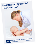Pediatric and Congenital Heart Surgery Report