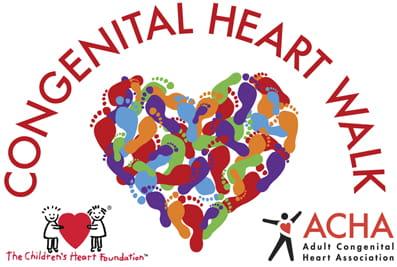 congenital heart walk 2017