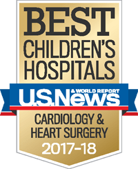 US News Best Children's Hospitals