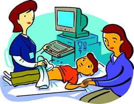 Pediatric gastric emptying study