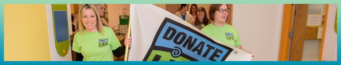 donor awareness