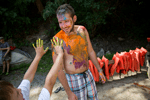 AJ Paint Wars - Camp Chihopi