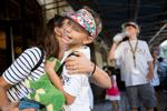 Saying Goodbye - Camp Chihopi