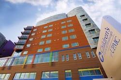 Children's Hospital of Pittsburgh of UPMC exterior