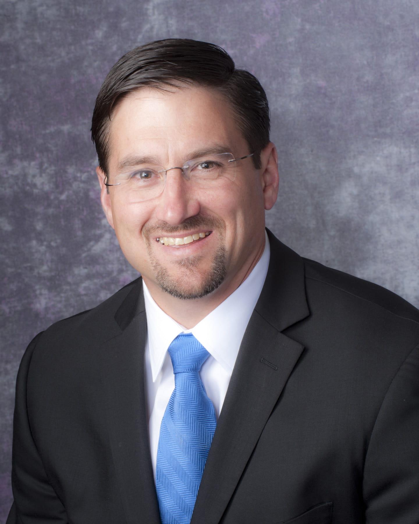 Christopher A. Gessner, President, Children's Hospital of Pittsburgh of UPMC