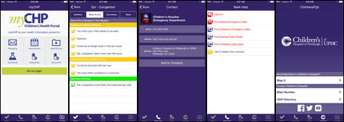 ChildrensPgh App