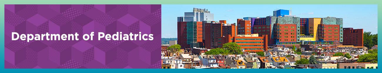 Department of Pediatrics at Children's Hospital of Pittsburgh of UPMC