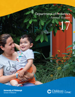 UPMC Children's Hospital of Pittsburgh Department of Pediatrics Annual Report
