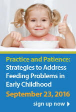 Strategies to Address Feeding Problems in Early Childhood