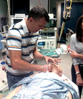 Clinical Experience | Emergency Medicine Fellowship | Children's