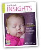 Pediatric Insights Online: Spring 2014