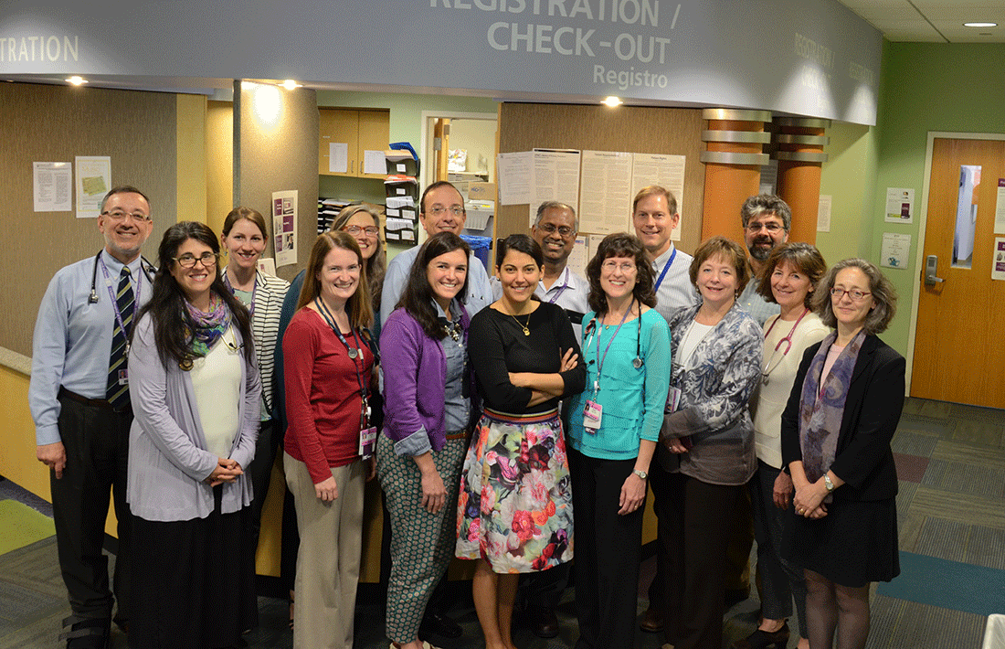 2016 General Academic Pediatric Faculty at Children's Hospital of Pittsburgh of UPMC.