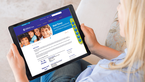 Children's Hospital of Pittsburgh of UPMC ER Wait Times Online
