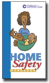 Home Safety Handbook cover