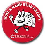 Kohl's Hard Heads Program CHP logo