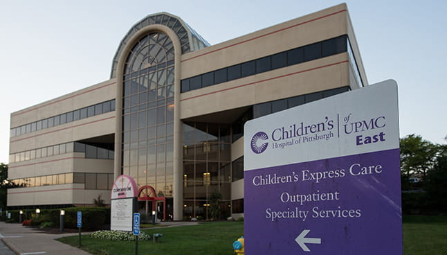 UPMC Children's Express Care | Monroeville, Pa