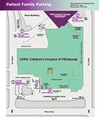 Parking Garage Map