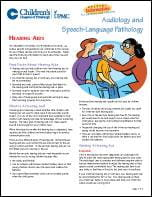 Hearing Aids patient procedure PDF
