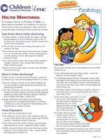 Holter Monitoring PDF