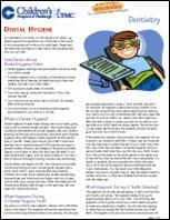 Dental Hygiene PDF