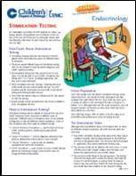 Stimulation Testing PDF