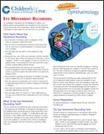 Eye Movement Recording PDF