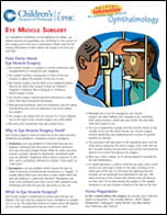 Eye Muscle Surgery PDF
