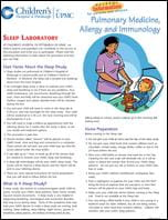 Sleep Laboratory PDF