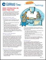 Joint Aspiration or Joint Injection PDF