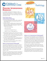 Pediatric Interventional Radiology PDF