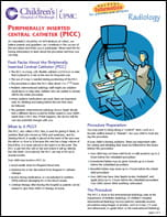 Peripherally Inserted Central Catheter PICC PDF