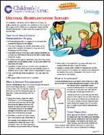 Ureteral Reimplantation Surgery PDF