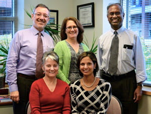 Center for Excellence in Child and Adolescent Research team
