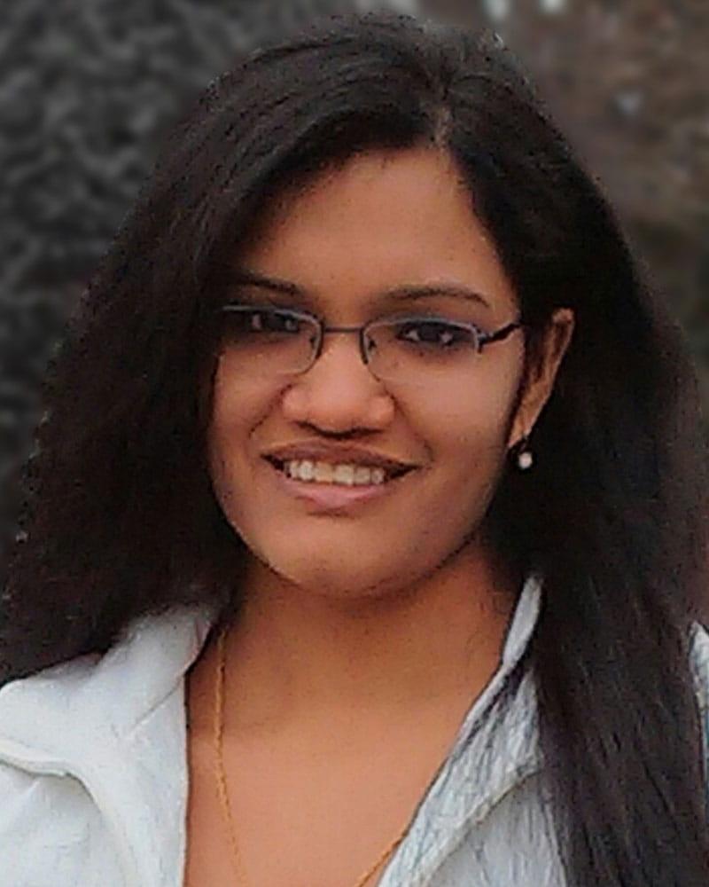Niyatie Ammanamanchi, MS