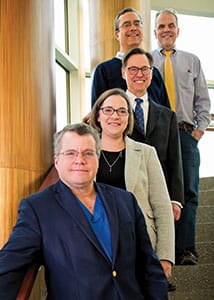 Leadership of the Richard King Mellon Institute for Pediatric Research