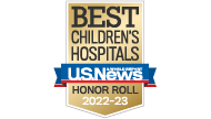 U.S. News & World Report | Best Children's Hospitals