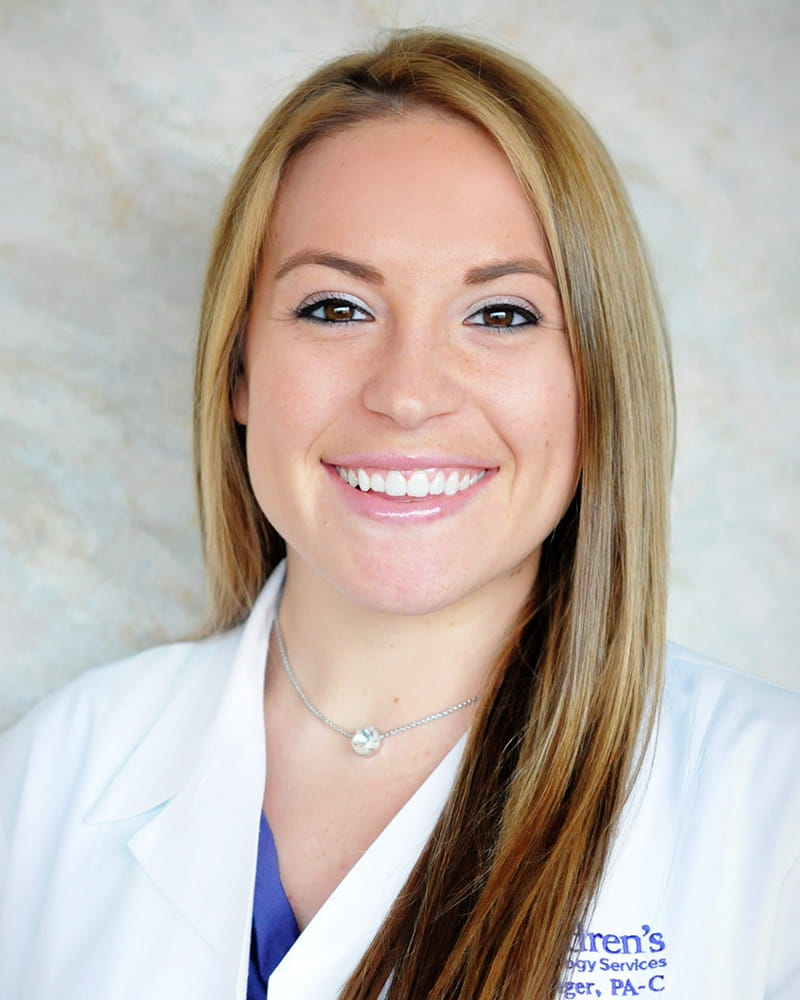 Courtney Geiger, PA-C at Children's Hospital of Pittsburgh