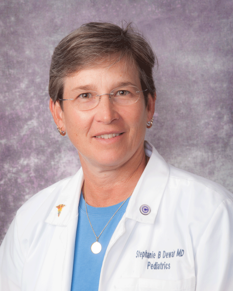 Stephanie Dewar, MD at Children's Hospital of Pittsburgh