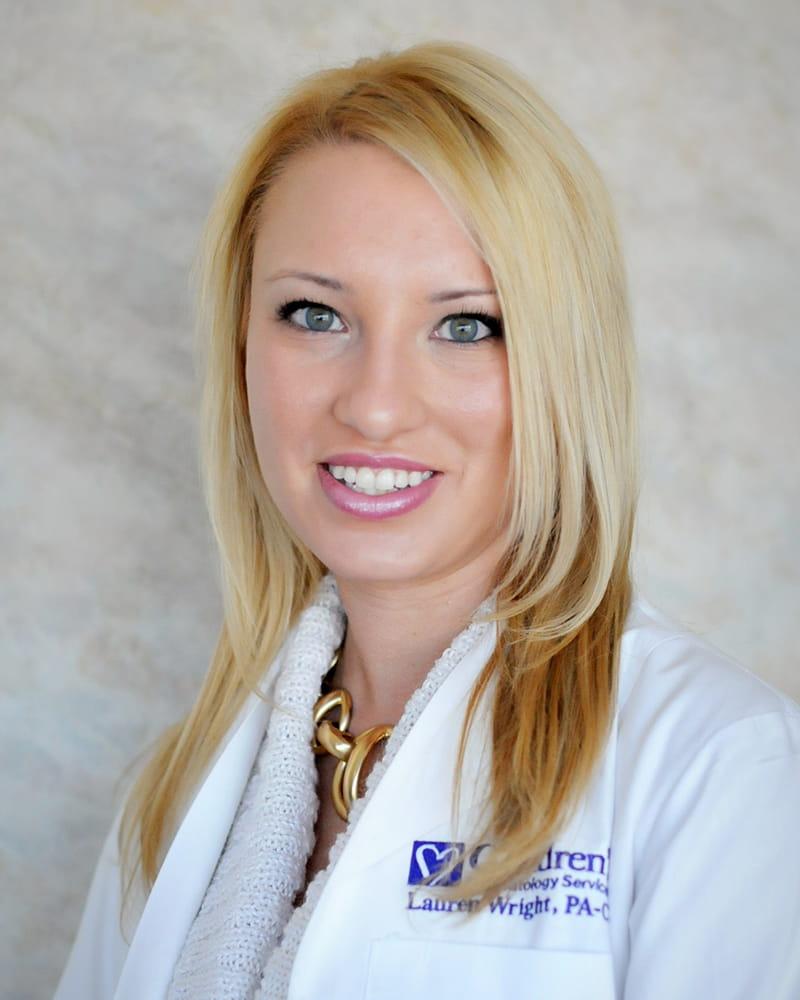 Lauren Mytrysak, PA-C at Children's Hospital of Pittsburgh